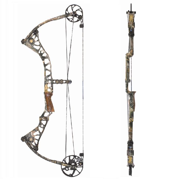 Блочный лук MATHEWS Drenalin 60#  RH CAMO (DR6029HL).